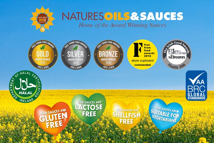 Natures Oils and Sauces
