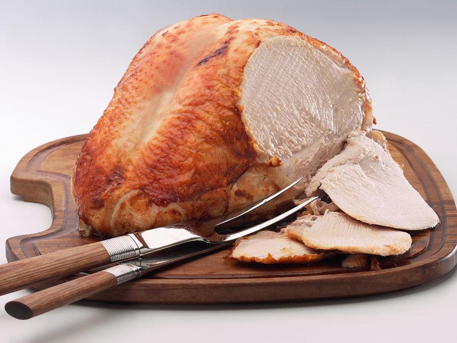 Christmas Turkey Crown