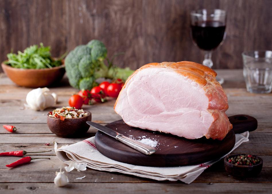 full ham