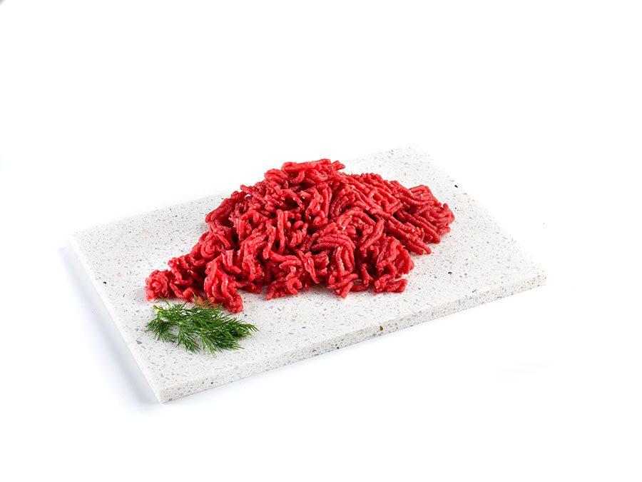 round steak mince