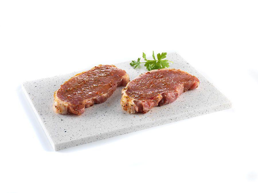 pork chops in herb