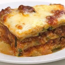 Monday Gleesons Lasagne