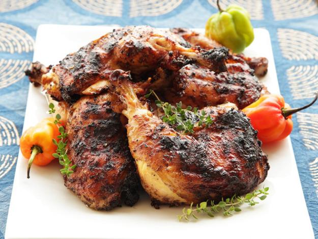 chicken in Peking sauce