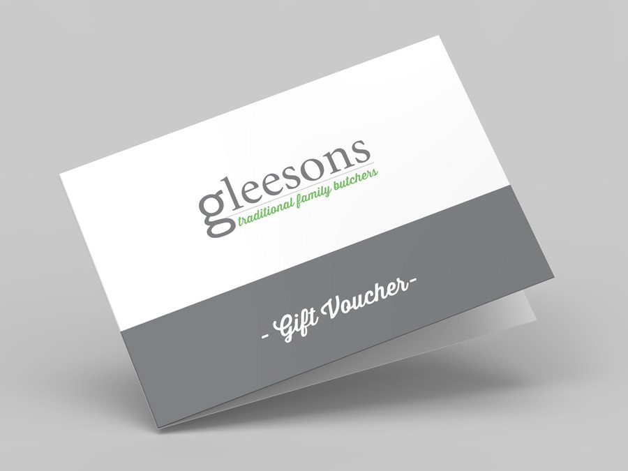 Gleeson Butchers Gift Voucher