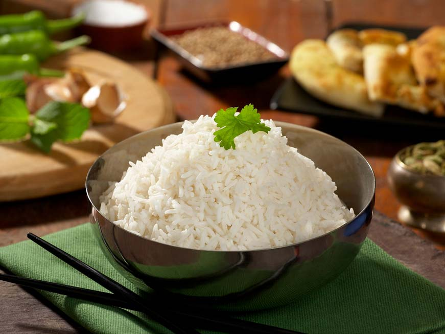 catering Basmati White Rice