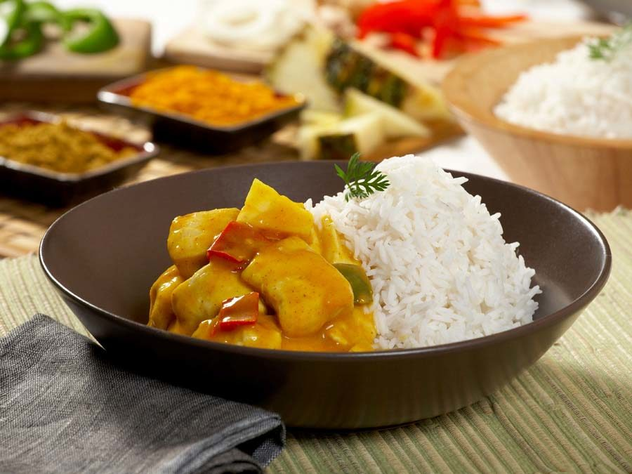 catering chicken curry