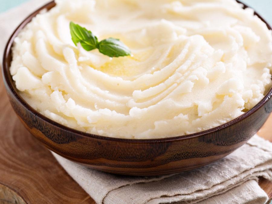 creamy mashed potato