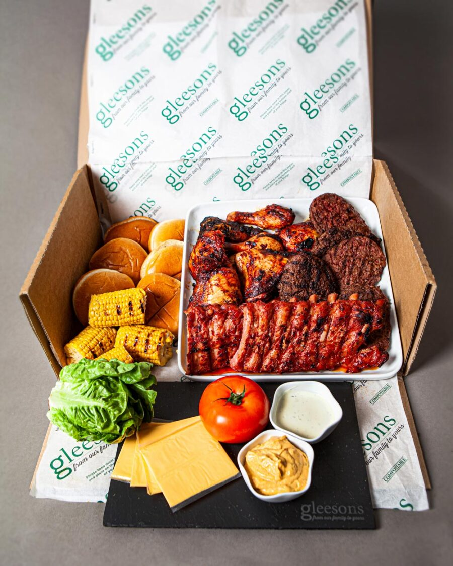 BBQ Box Cooked