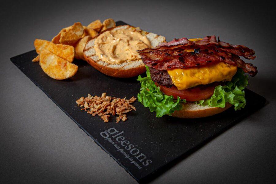 Gleesons burger box