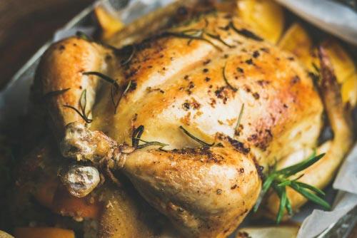 Gleeson Butchers Lemon and Thyme Roast Chicken