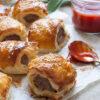 Thursday: Homemade Sausage Rolls