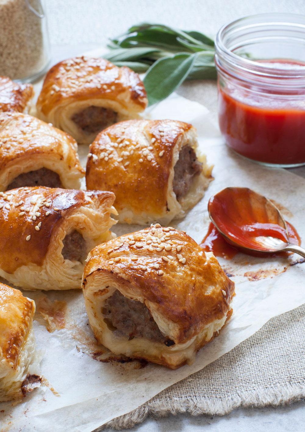 Gleeson Butchers Sausage Rolls